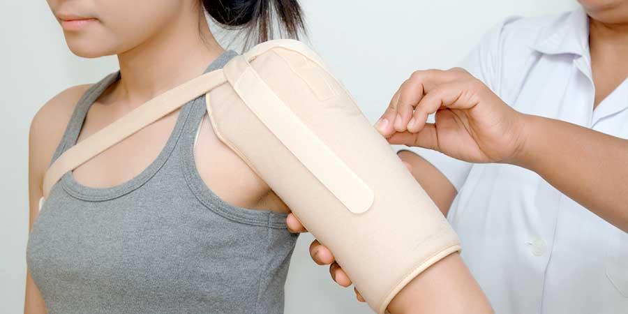 este posibilă vindecarea artritei articulației umărului)