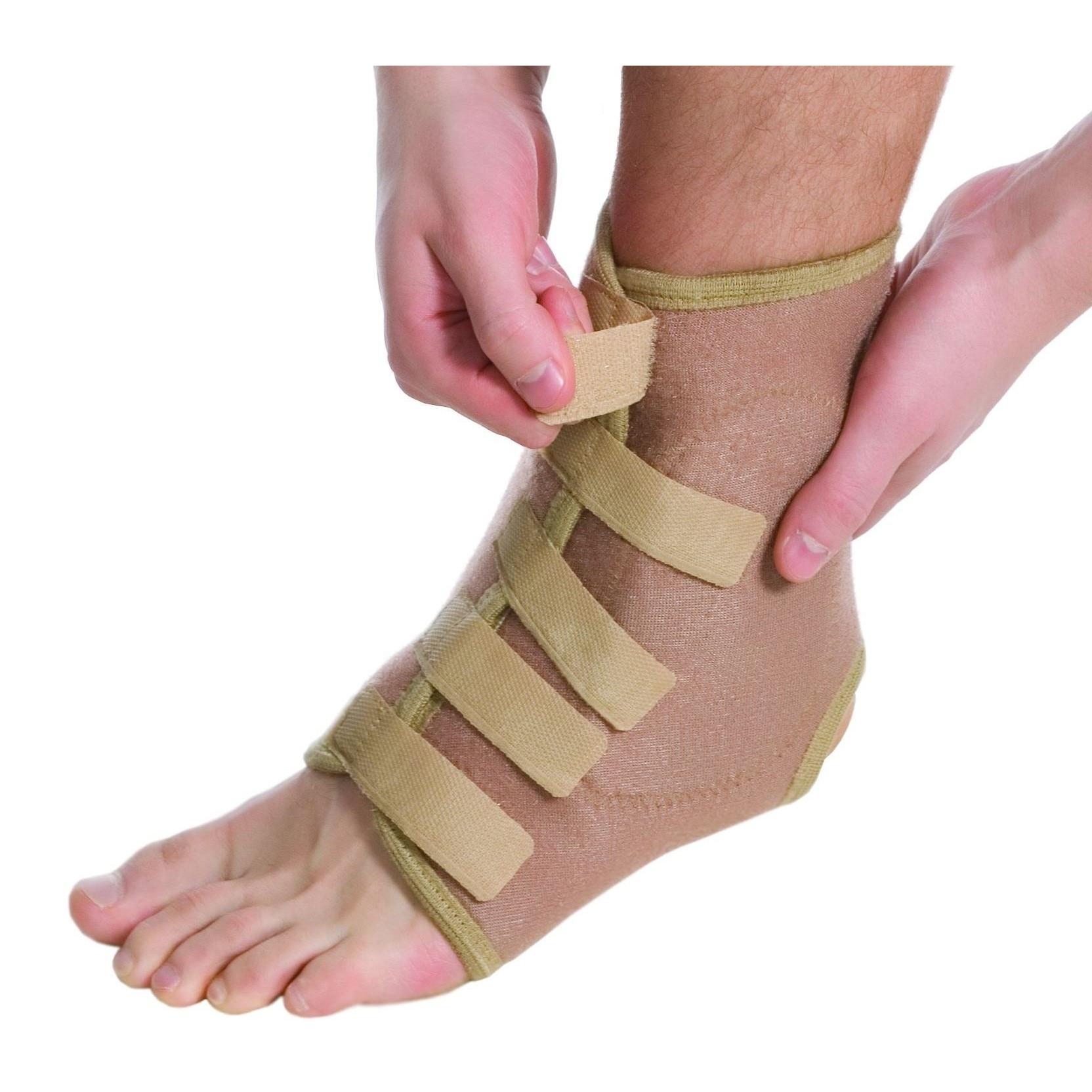 Bandaj elastic pentru articulatia genunchiului