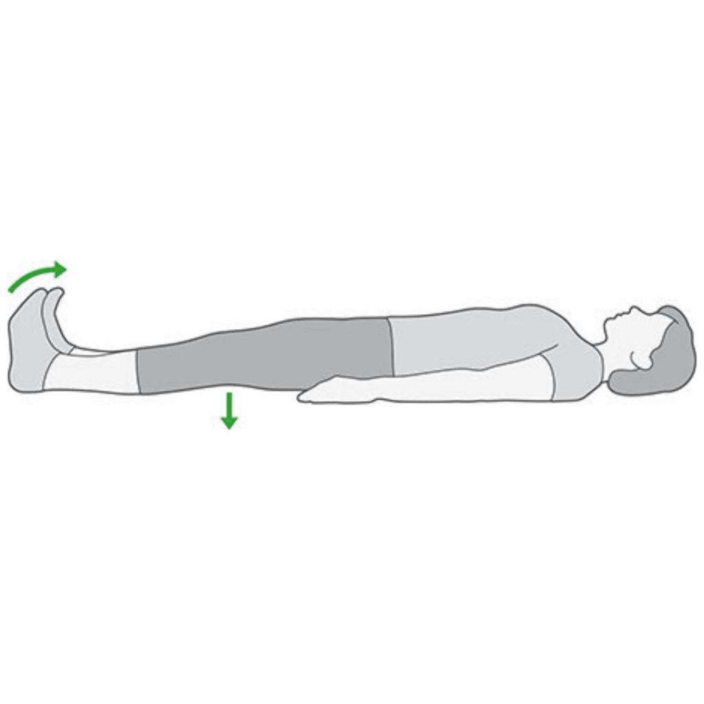 exerciții de durere pentru articulația șoldului