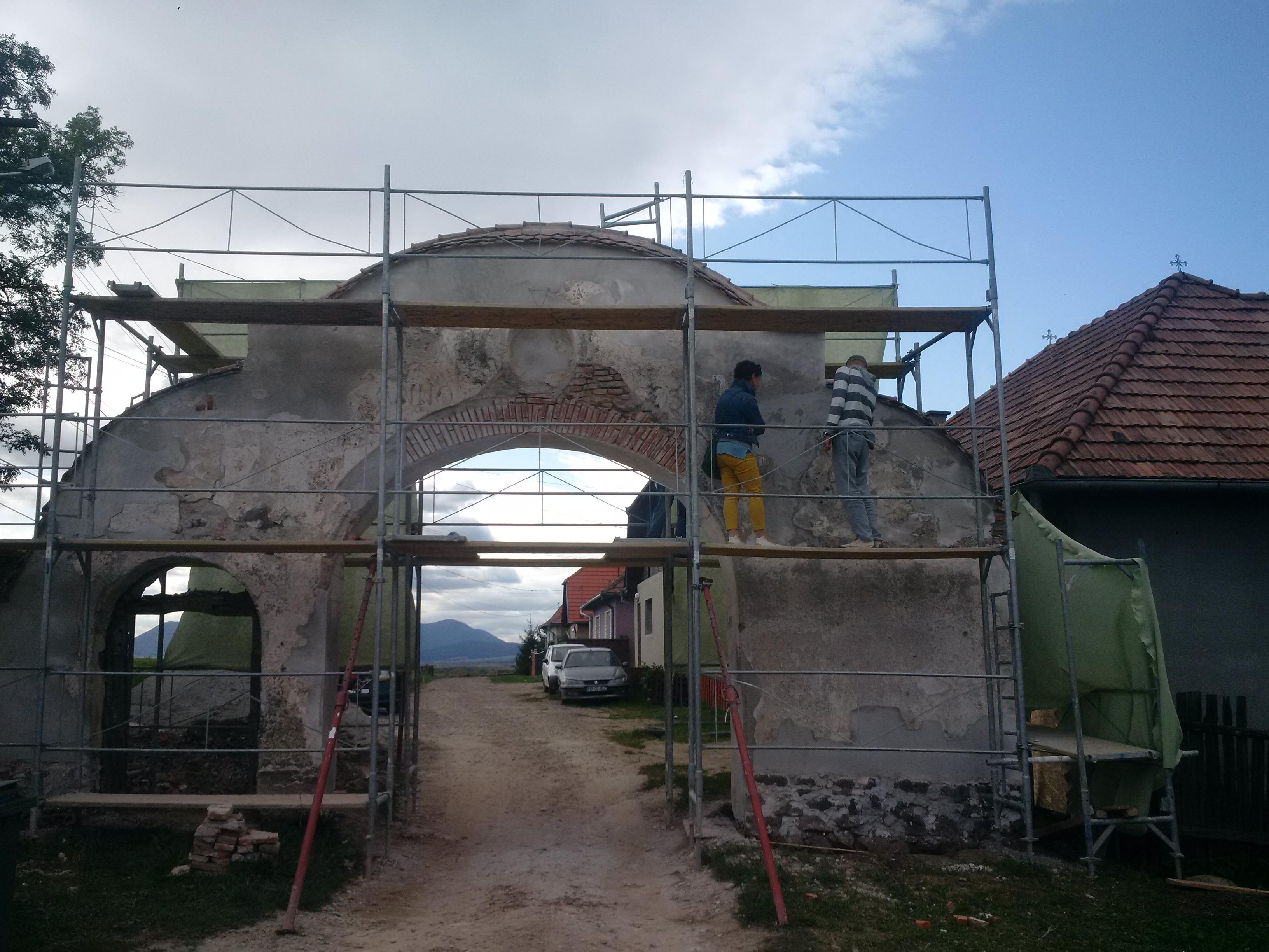 tehnica de restaurare comună