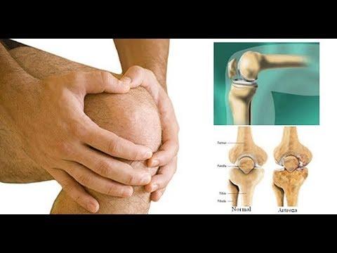 lampă albastră pentru artroza genunchiului)
