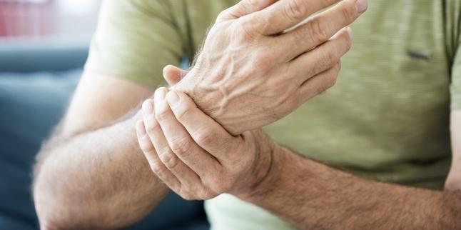 pierderea forței în durerile articulare