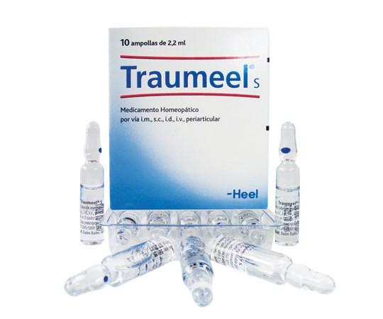 traumeel în tratamentul artrozei genunchiului)