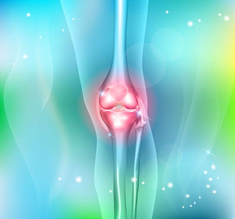 artroza umflate la nivelul genunchiului