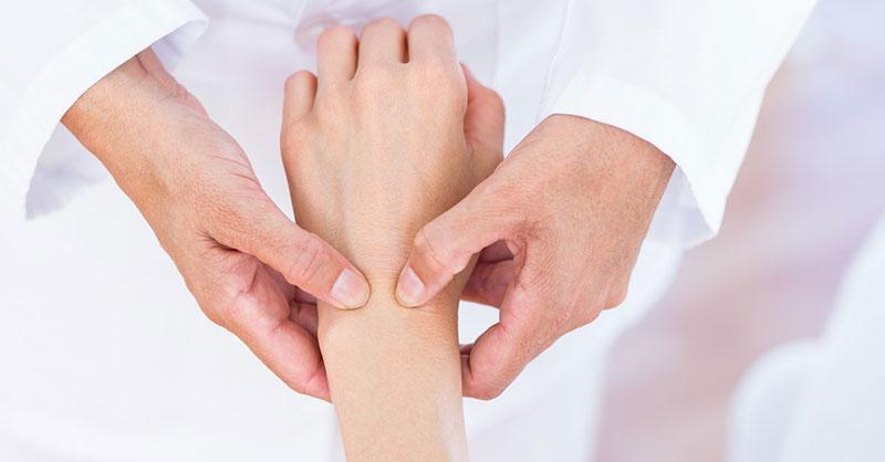 configurație articulară pentru artrita reumatoidă