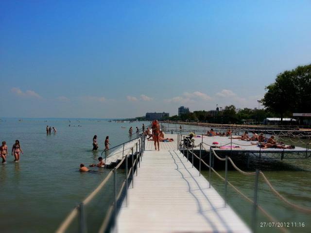 Tratamentul comun al lacului Balaton
