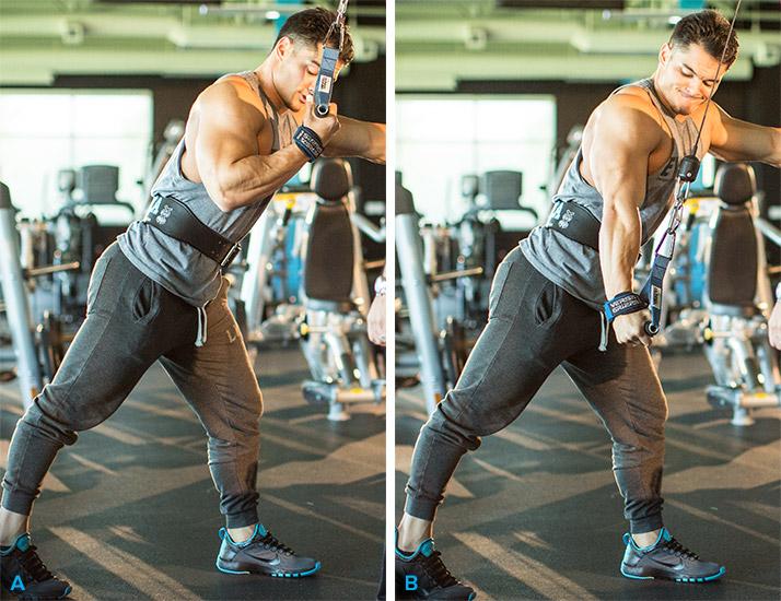 un set de exerciții pentru durerile articulare