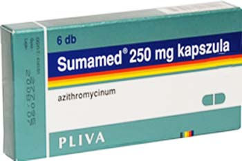 sumamed și tratament comun