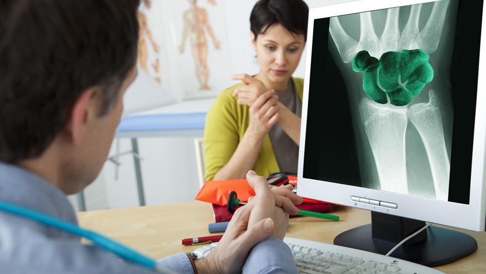 leziuni traumatice ale oaselor și articulațiilor