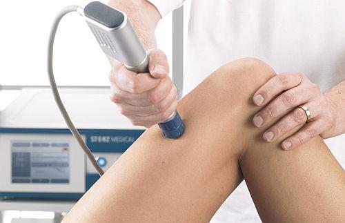 val de șoc în tratamentul artrozei umărului)