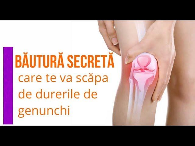 retete de durere la genunchi)