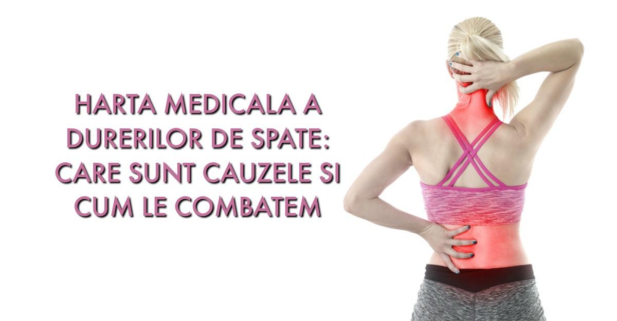 tratamentul durerii la nivelul spatelui și articular)