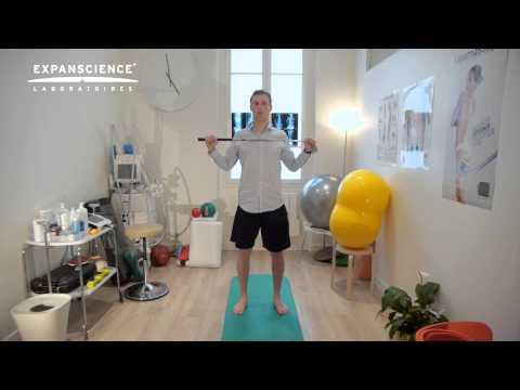 artroza tratamentului exercițiului articulației umărului)