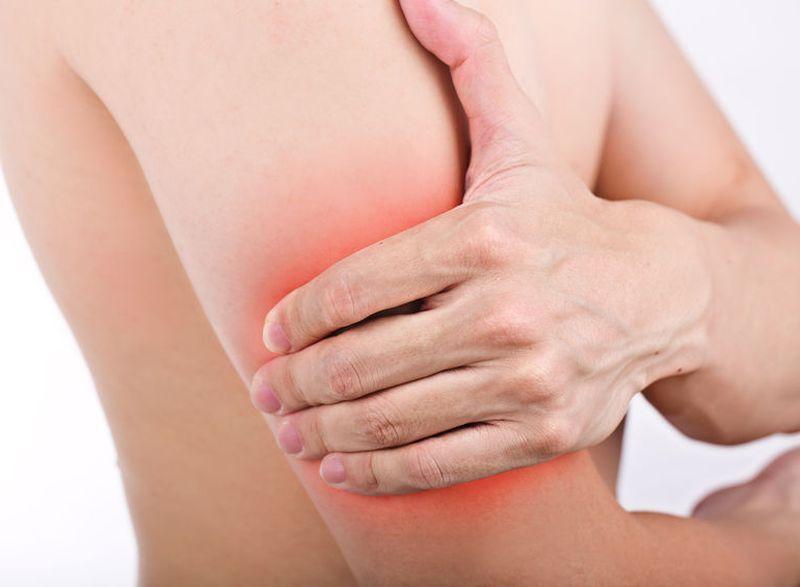 tratament cu bursită la încheietură)