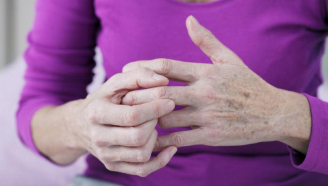 artrita degetelor medicinale