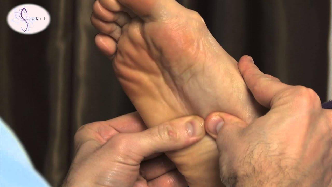 dureri articulare masaj picior