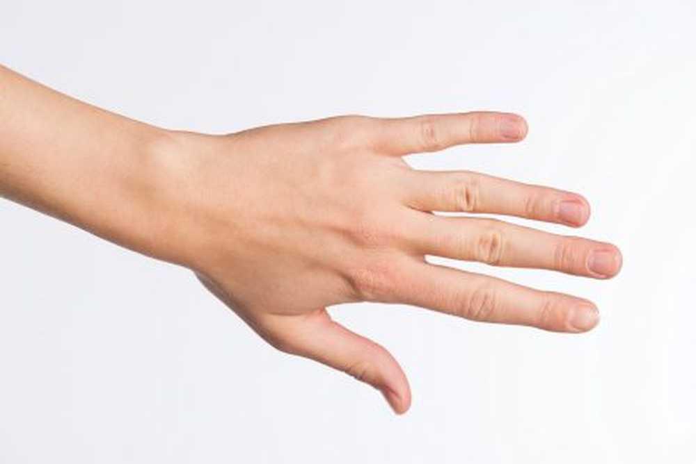 inflamație articulară pe degetul mijlociu