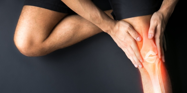 dureri la genunchi după accidentare
