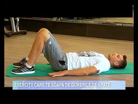 gimnastica de remediere a durerilor de șold)
