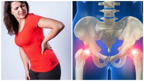 dureri de spate la șold cu medicamente pentru osteochondroză