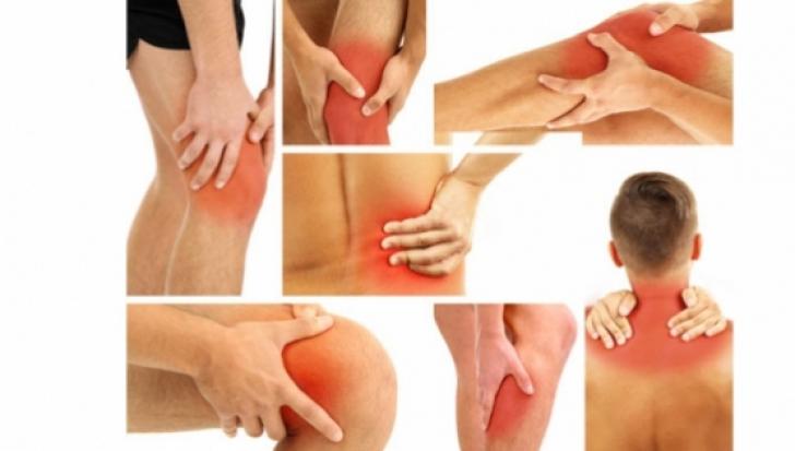 dureri articulare și roșeață a pielii