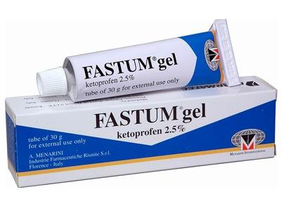 Gel de ketoprofen pentru dureri articulare)