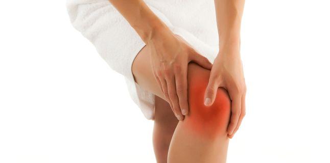 durere a genunchiului în repaus