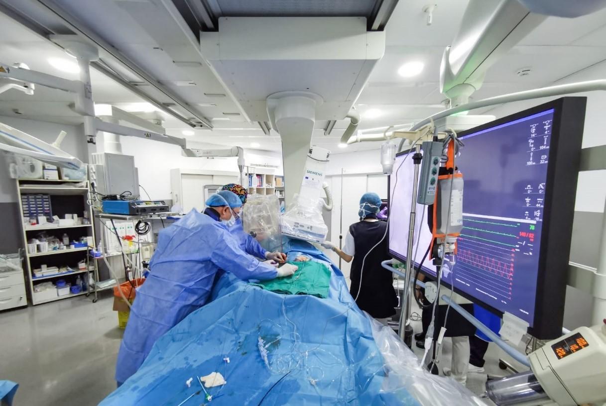 tratament comun în spitale)