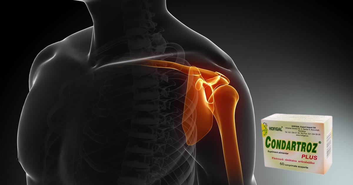 medicamente care restabilesc cartilajul articulației umărului