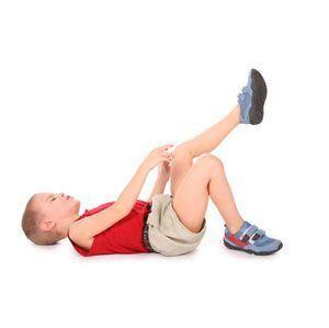 durere în articulațiile genunchilor la copii)