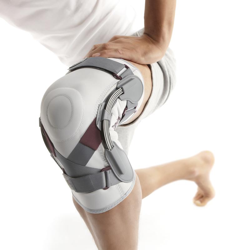 Kinesiotape în artroza genunchiului, Kinesio Taping ROCKFORD