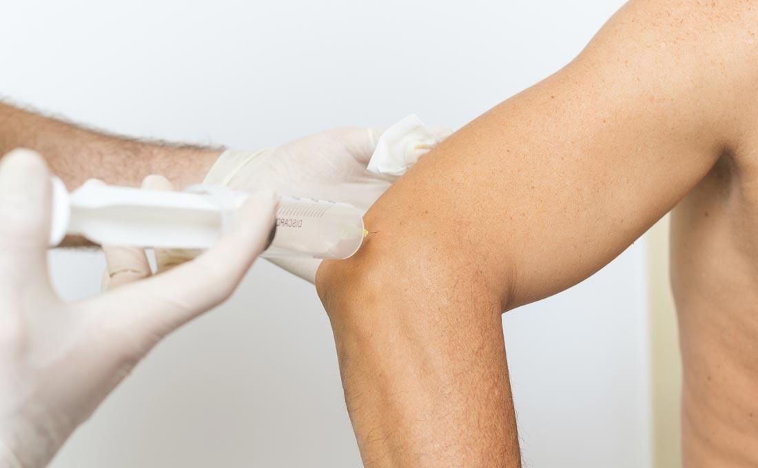 tratamentul artrozei cu ozon