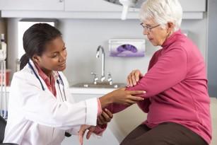 artrita este tratată cu răceală