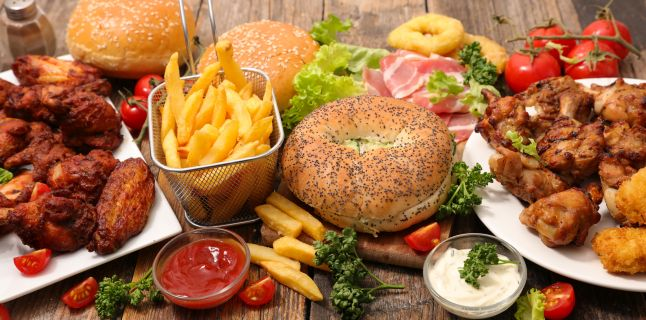 intoxicații alimentare și dureri articulare)