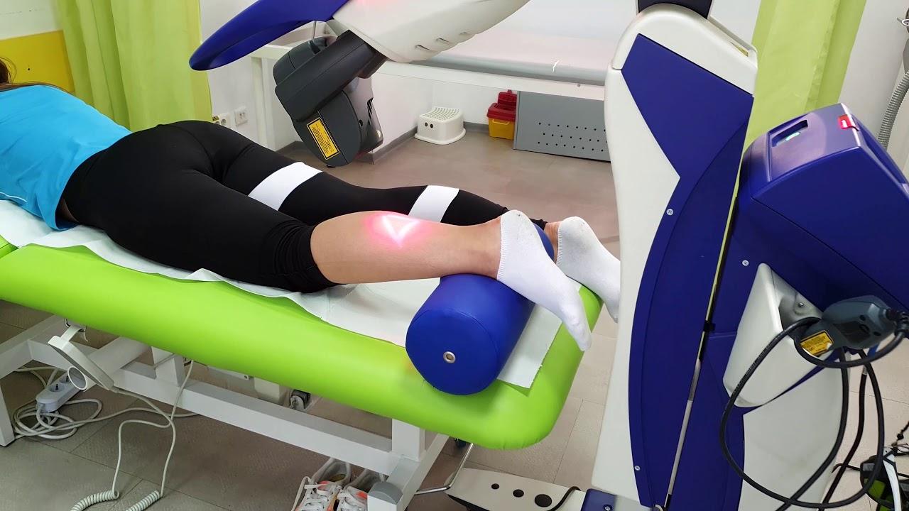 Tratarea cu laser a artrozei umărului