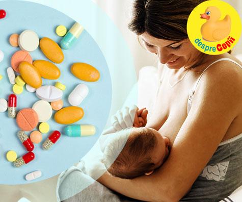 Tratament comun pentru alăptare