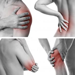 călcâie și articulații dureroase