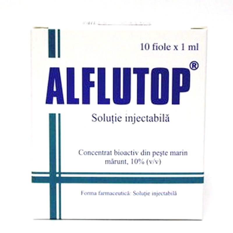 Pentru dureri articulare alflutop, Prospect Alflutop 10mg/ml-10f./1ml