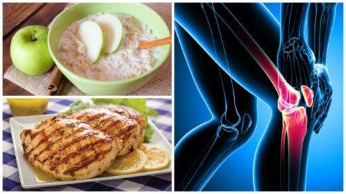 articulațiile doare după mâncare durere articulară rigiditate musculară