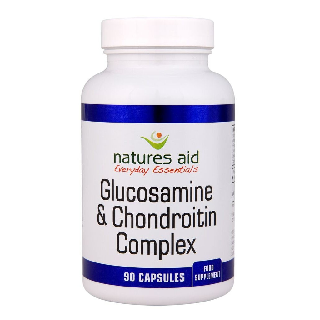 vitamine cu glucozamină și condroitină pentru om)