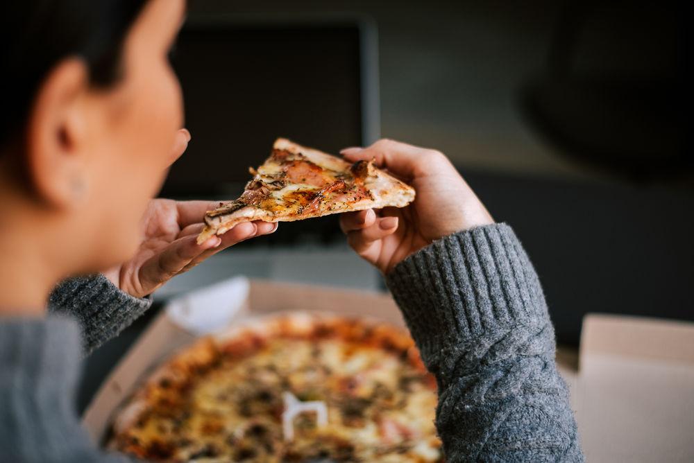 tratament comun în pizza)