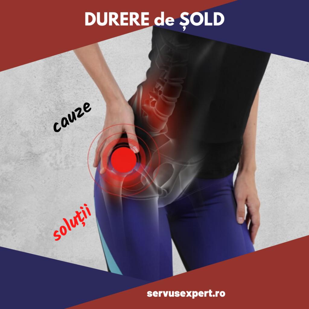 dureri la nivelul articulațiilor șoldului și tratament