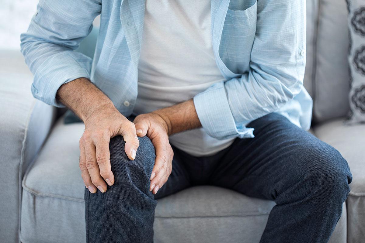 Articulațiile doare din poală