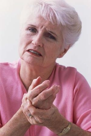Simptome de artrita degetele de la picioare
