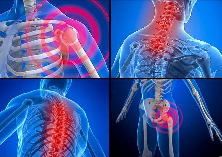 cum durerea articulațiilor cu limfom)