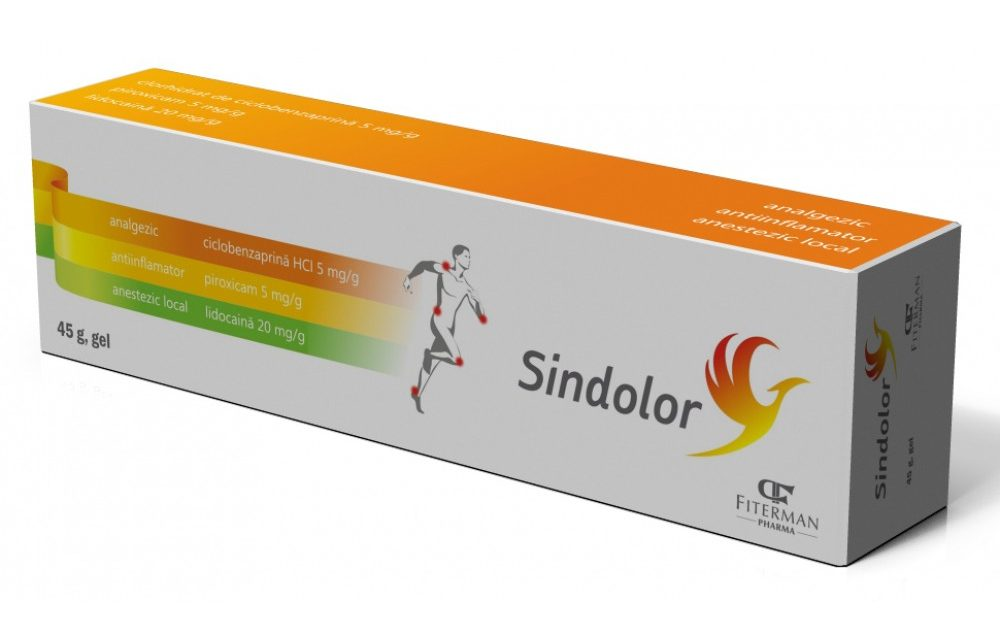 unguent antiinflamator pentru mușchi și articulații)
