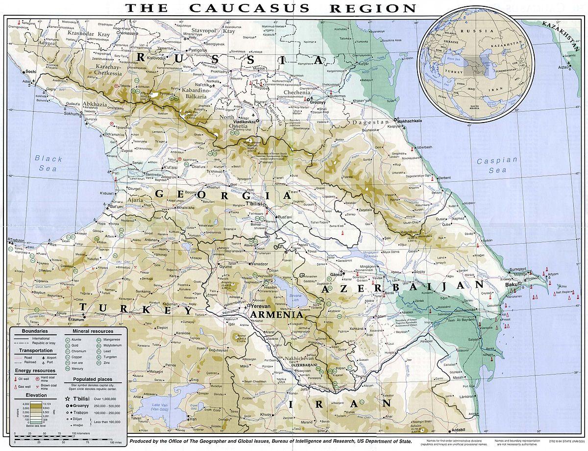 Ierburi caucaziene tratament comun de îndepărtare a sării, Tratament comun în Caucazul de Nord