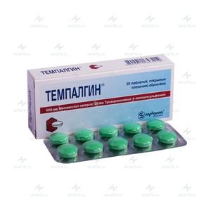 Tempalgin pentru dureri de cap - Leziuni -