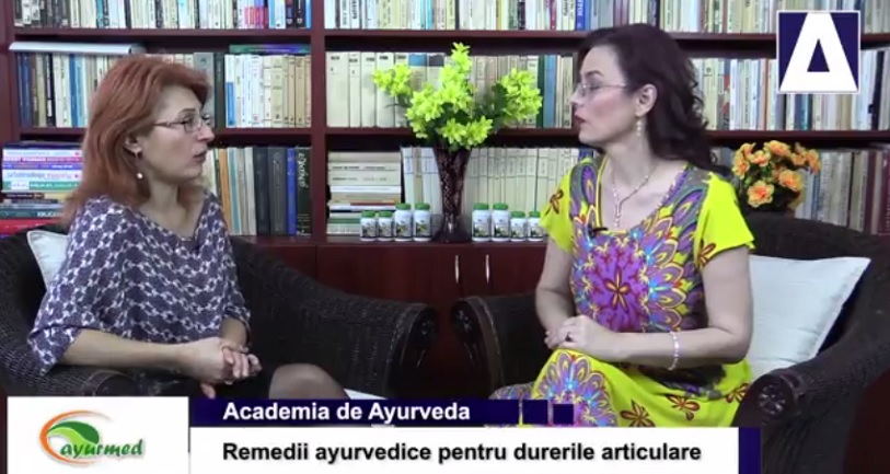 Academia de Ayurveda - Remedii ayurvedice pentru dureri articulare Artroza tratament Ayurveda
