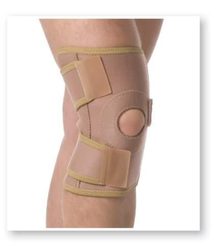 Suport Sibote pentru genunchi, cu tije metalice pentru sustinerea genunchiului | arhiva centru-respiro.ro